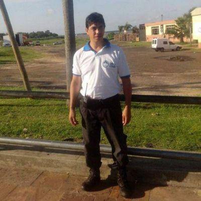 Inspector de Guardia Urbana impidió que una persona se suicidara en el Río Paraná