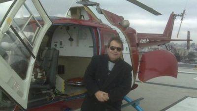 Lagomarsino aprendió a tirar con el mismo espía que lo recomendó para trabajar con Nisman