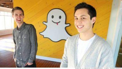 Snapchat, la app preferida por los adolescentes que ya le da pelea a Facebook