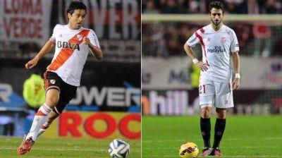 Copa Euroamericana: pese a que no es oficial, River y Sevilla irán por otro título