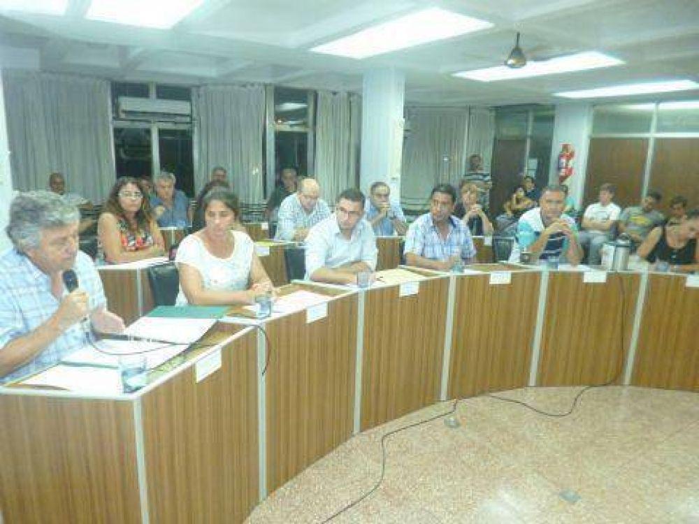 Invitan a la sesión del Concejo donde se abordará la regulación de agrotóxicos