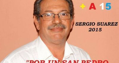 Elecciones 2015: Patricia Rocca promueve a Suárez como candidato