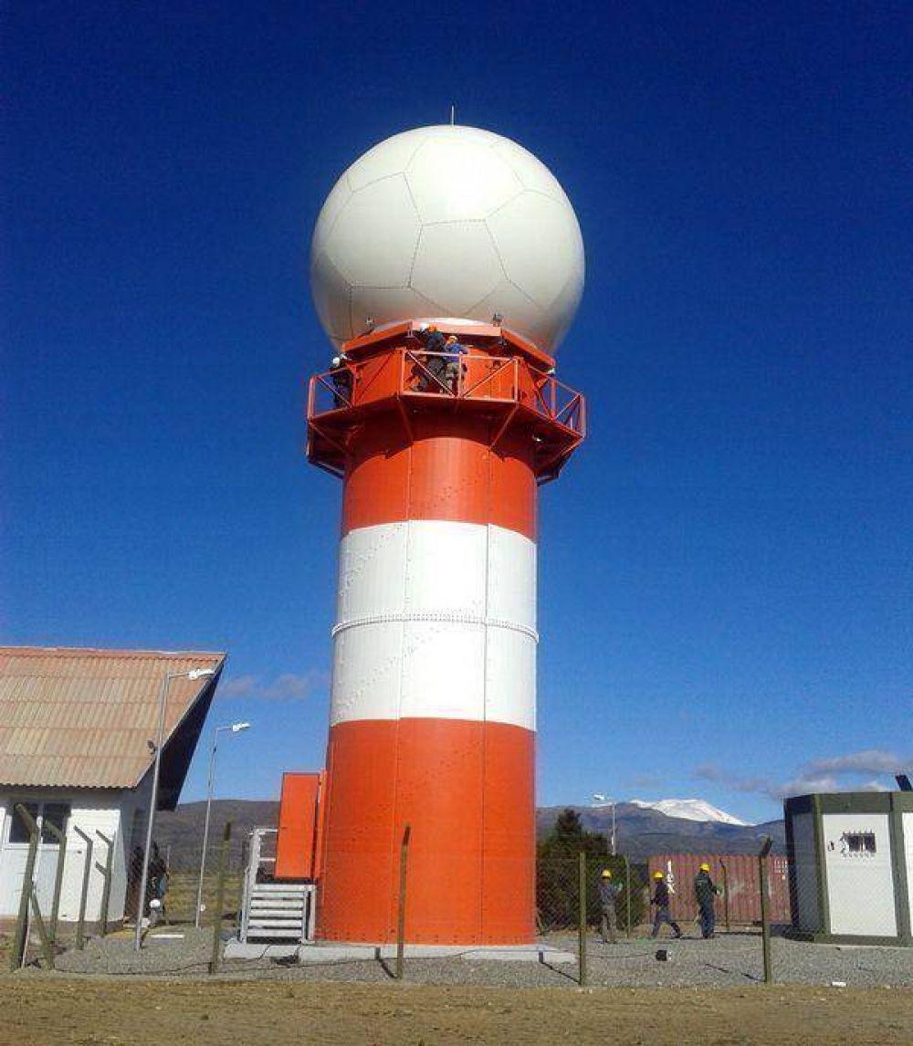 Chajarí contará con un radar meteorológico con un alcance de hasta 500 kilómetros