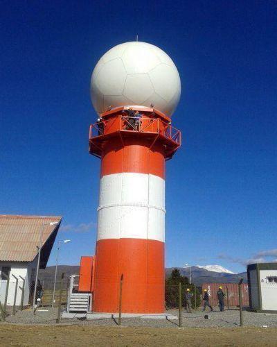 Chajar� contar� con un radar meteorol�gico con un alcance de hasta 500 kil�metros