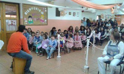 El Jard�n de Infantes N� 16 festej� su 20� Aniversario
