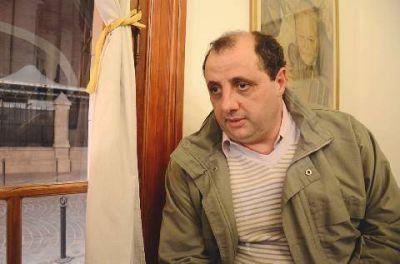 Néstor Luciani vuelve al Ejecutivo como secretario de Gobierno