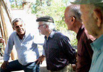 Quiroga va a Buenos Aires para estar en otra cumbre con Macri