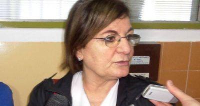 Teresa Tomasiello renunció a la Jefatura de Pediatría