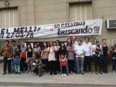 Reclamar�n avances en la investigaci�n por la desaparici�n del mellizo de Sabrina Gullino