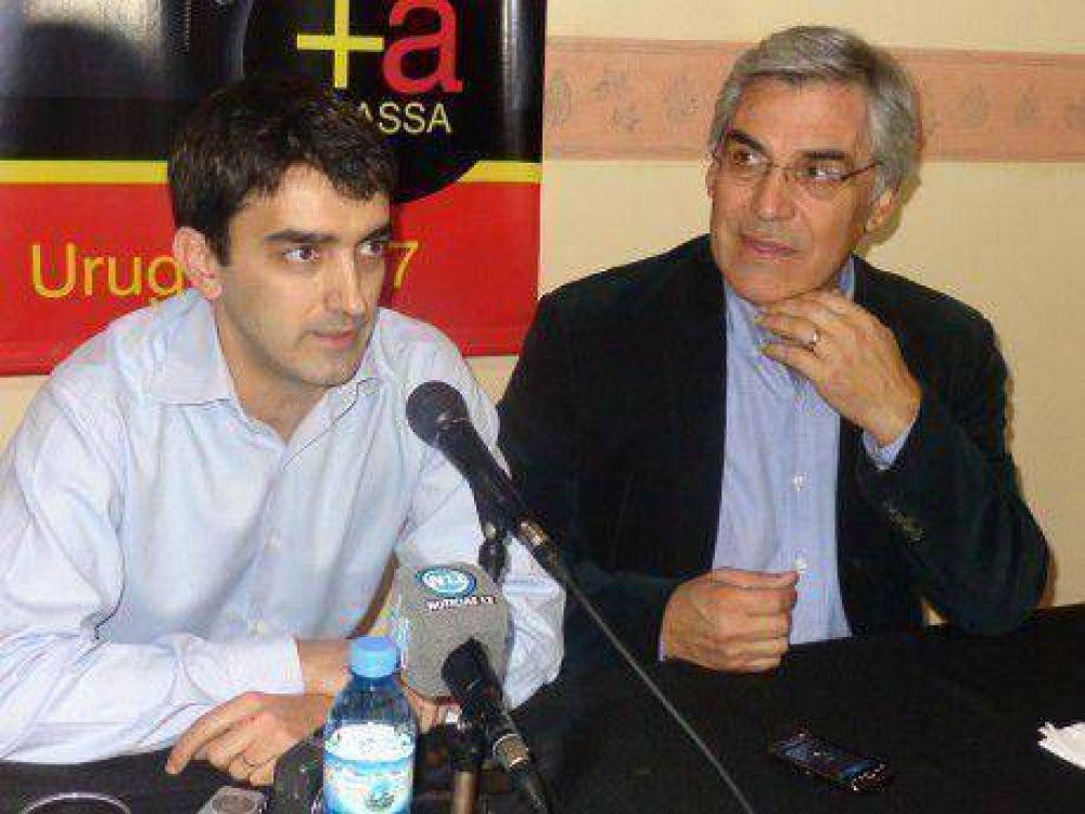Ante la renuncia de Pedro Roig, al Frente Renovador, Albisu dio a conocer su posición