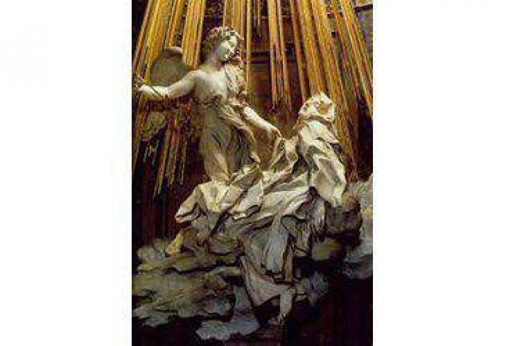 El Papa empezó oración mundial por la paz, con Santa Teresa