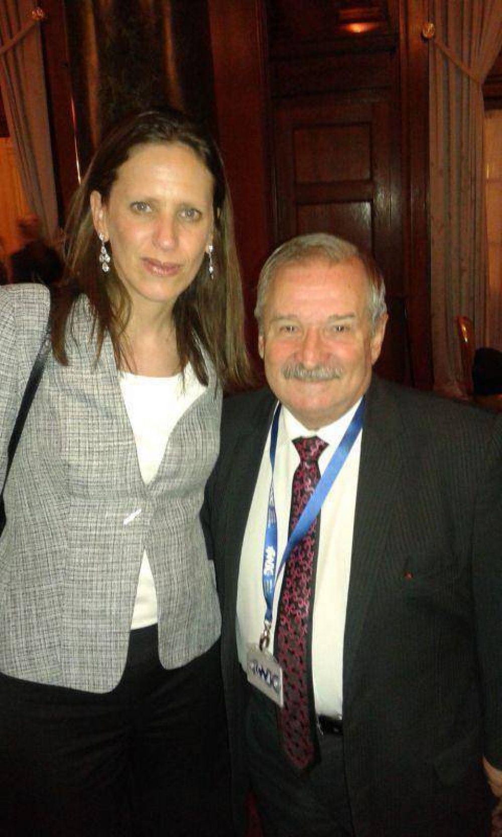 La DAIA se reunió con la embajadora argentina en los Estados Unidos