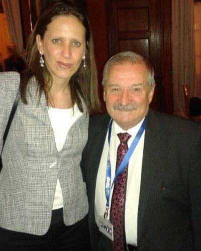 La DAIA se reuni� con la embajadora argentina en los Estados Unidos