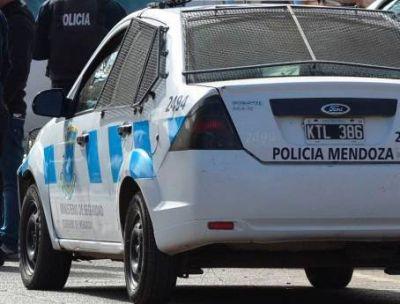 En una entradera le robaron el auto y más de $ 9.000 en Guaymallén