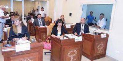 HCD: Aprueban por unanimidad llamado a licitación de cinco líneas de colectivos y la Tarjeta SUBE