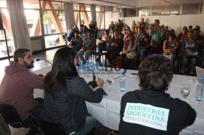 Se presentó la capacitación para Jóvenes Emprendedores de Tandil y la región