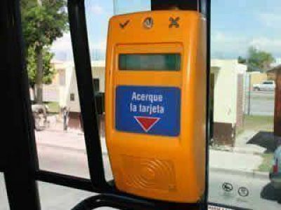 SAETA solo permitir� pagar el pasaje con tarjetas