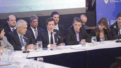 Kosiner preside la comisión bicameral de reforma del Estado y privatizaciones