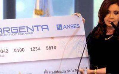Tarjeta Argenta: Charla informativa en Gonzales Chaves