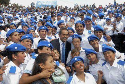 Con 700 nuevos policías, se puso en marcha la policía local en La Plata