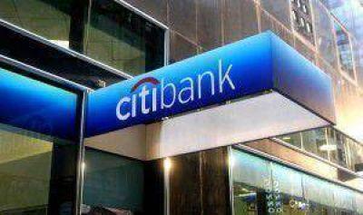 """CNV suspendió """"preventivamente"""" al Citibank para operar en el mercado de capitales"""