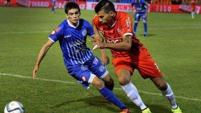 Independiente igualó con Godoy Cruz en la Provincia de Mendoza