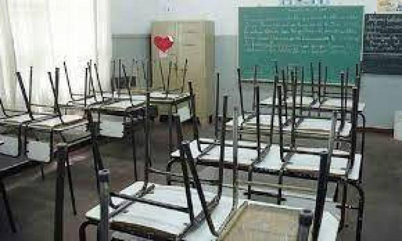 Los docentes provinciales también pararán el martes próximo