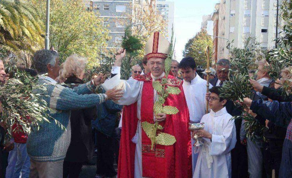 """Se viene Semana Santa y el """"Domingo de Ramos"""""""