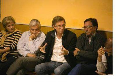 Fuerte alianza kirchnerista de Gualeguaychú y Uruguay