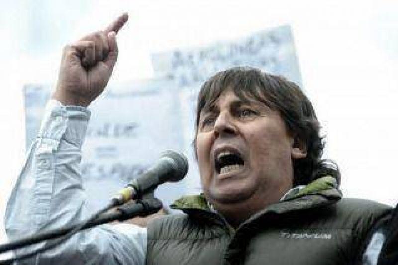 Pablo Micheli anticipó que la CTA opositora no hará piquetes en Capital y el Conurbano por el paro