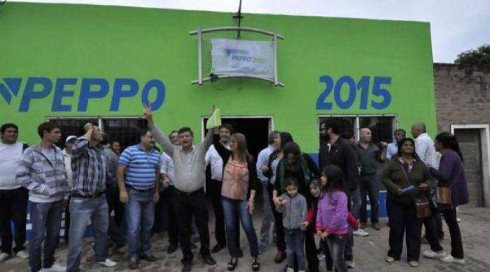 Peppo inauguró nuevos locales de campaña en Miraflores