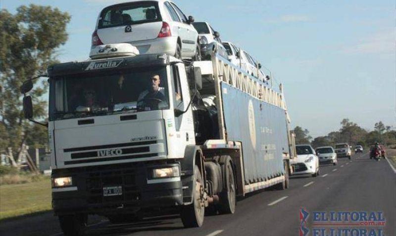 Transportistas advierten que habrá problemas esta semana