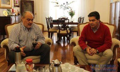 Segundo puente: invitarán a Capitanich y a Colombi para la reunión del Foro