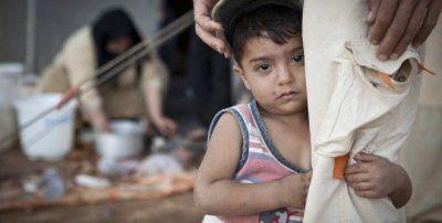Los niños sirios, una generación perdida