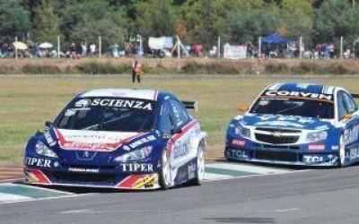 Súper TC 2000: El quilmeño Fineschi ganó la carrera en Junín