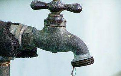 Lomas y Ezeiza, los distritos en los que puede faltar agua