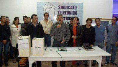 El Sindicato Telefónico de Corrientes no adhiere al paro del día 31 de marzo