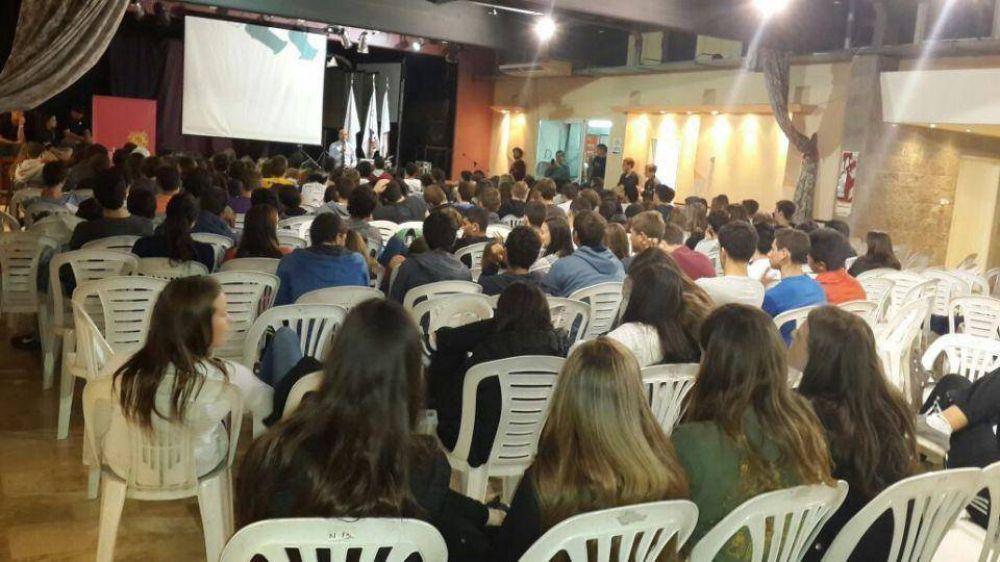 DAIA inauguró el VII Seminario Continental de Madrijim de Maccabi Mundial