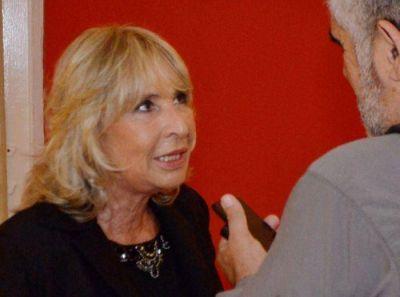 Susana Salerno, con la satisfacción de haber alcanzado importantes logros en su Presidencia