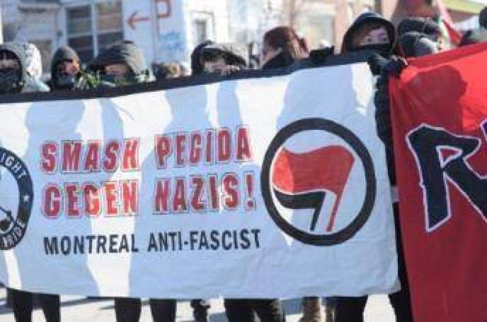 Cancelaron manifestación antislámica en Canadá