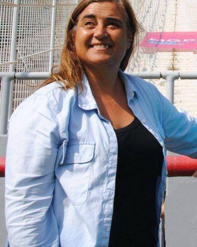 """Claudia Rodríguez: """"Me hubiese encantado retirarme en los Panamericanos del 95"""""""