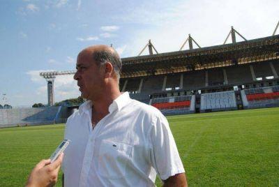 """Horacio Taccone: """"Será un impulso muy grande para el deporte de la ciudad"""""""