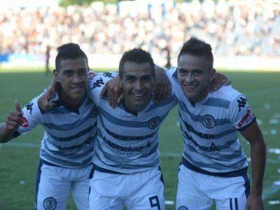 Independiente Rivadavia ganó en el Gargantini y sigue de fiesta