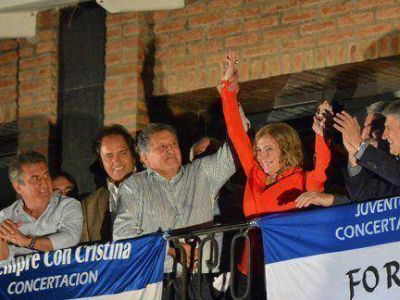 La candidata a intendenta del kirchnerismo se impuso en Villa Dolores