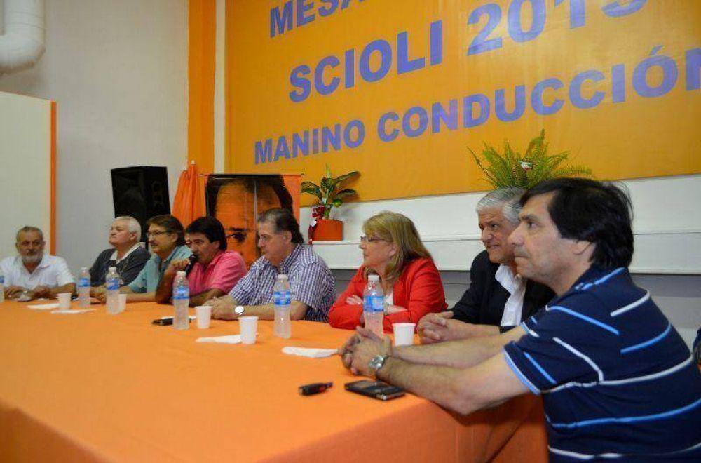 La Mesa Sindical Scioli 2015 inició un ciclo de charlas políticas