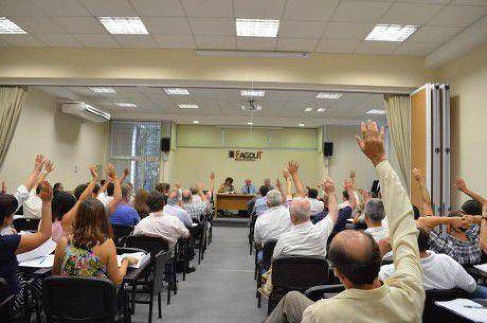 Los docentes de la UTN lanzaron un paro nacional para el 31