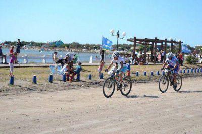 La  3º Vuelta a la Laguna de Mar Chiquita, un éxito en el paraíso