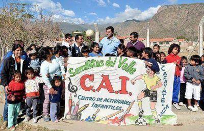 El Gobierno promueve el fortalecimiento de la salud y el deporte en el interior