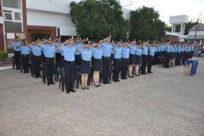 Capitanich encabezará el acto de egresados de agentes policiales y penitenciarios