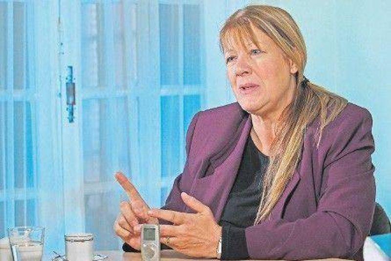 """Stolbizer: """"El diálogo por sí solo no resuelve los problemas"""""""